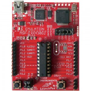 MSP-EXP430G2, MSP430 Value...