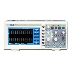 Oscilloscope MCP 2 voies...