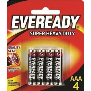 Pile AAA Eveready (Bluster...