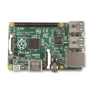 Raspberry Pi Type B+ 512 Mo