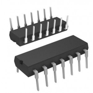 74HCT02 Quad 2-input NOR gate