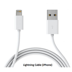 Cable USB 1M pour Iphone