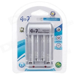 Chargeur pile Goop GD-809B