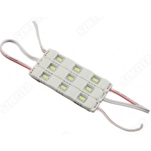 Domino SMD 5050 3 leds (...