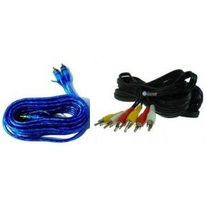 Cable 3RCA/3RCA 5M