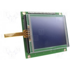 GLCD 128X64 WITH TOUCHPANEL...