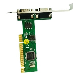 Carte PCI 2xRS232, SSD-102SP