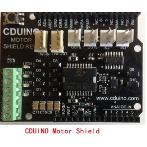 CDUINO MOTOR SHIELD