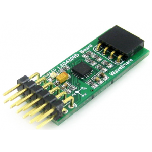 Waveshare L3G4200D Board...