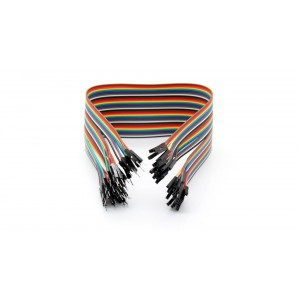 wires jumpers male/femelle...