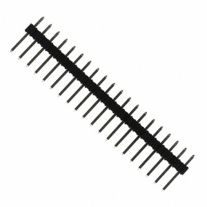 Barrette SIL Male 29P Noir...