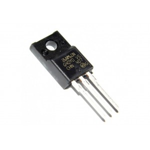 MOSFET N-channel 600V 20A...