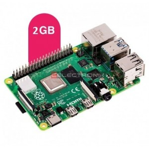 Raspberry Pi 4 Model B 2GB...