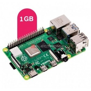Raspberry Pi 4 Model B 1GB...