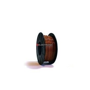 Filament PLA 1,75mm Marron...