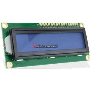 Waveshare LCD1602 3.3V Blue...