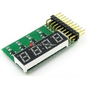 Waveshare 8 SEG LED Board
