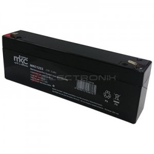 Batterie plomb 12V 2.3A...