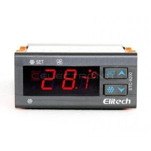 ELITECH defrost temperature...