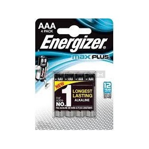 PILE ENERGIZER MAX PLUS AAA...