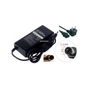 Chargeur pc HP 19,5v 3,33A...