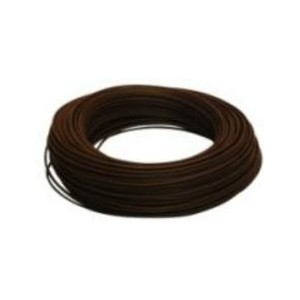 Fils Souple 0,12mm² Marron...