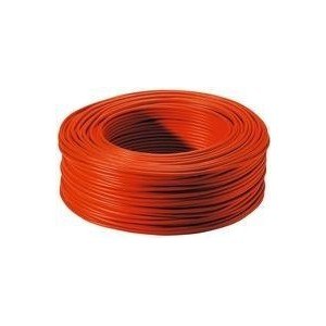 Fils Souple 0,12mm² Orange...